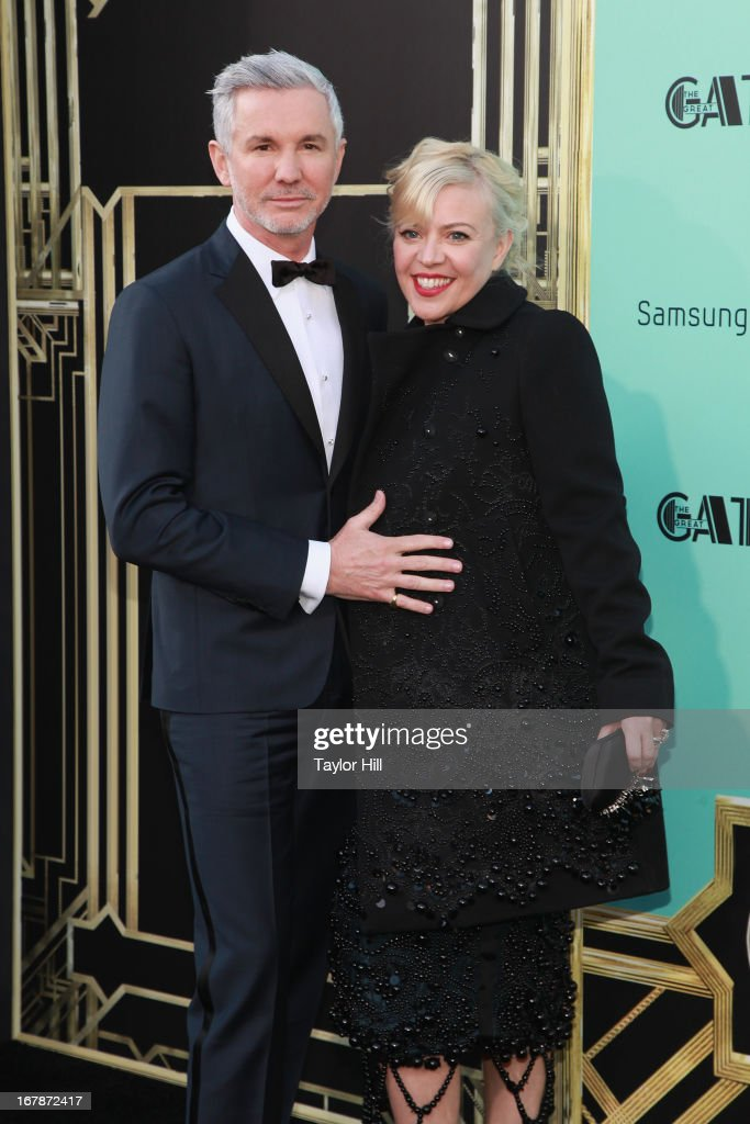 Director <a gi-track='captionPersonalityLinkClicked' href=/galleries/search?phrase=Baz+Luhrmann&family=editorial&specificpeople=209230 ng-click='$event.stopPropagation()'>Baz Luhrmann</a> and costume designer <a gi-track='captionPersonalityLinkClicked' href=/galleries/search?phrase=Catherine+Martin&family=editorial&specificpeople=226991 ng-click='$event.stopPropagation()'>Catherine Martin</a> attend 'The Great Gatsby' world premiere at Alice Tully Hall at Lincoln Center on May 1, 2013 in New York City.