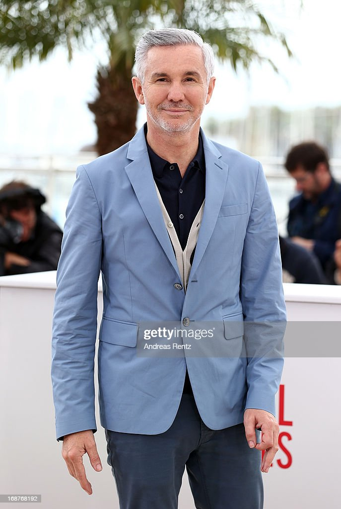 Director <a gi-track='captionPersonalityLinkClicked' href=/galleries/search?phrase=Baz+Luhrmann&family=editorial&specificpeople=209230 ng-click='$event.stopPropagation()'>Baz Luhrmann</a> attends 'The Great Gatsby' photocall during the 66th Annual Cannes Film Festival at the Palais des Festivals on May 15, 2013 in Cannes, France.