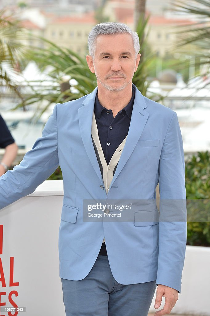 Director <a gi-track='captionPersonalityLinkClicked' href=/galleries/search?phrase=Baz+Luhrmann&family=editorial&specificpeople=209230 ng-click='$event.stopPropagation()'>Baz Luhrmann</a> attends the photocall for 'The Great Gatsby' at The 66th Annual Cannes Film Festival at Palais des Festivals on May 15, 2013 in Cannes, France.
