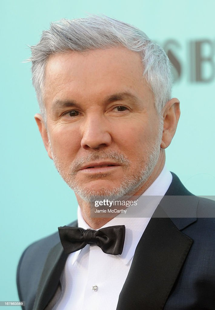 Director Baz Luhrmann attends the 'The Great Gatsby' world premiere at Avery Fisher Hall at Lincoln Center for the Performing Arts on May 1, 2013 in New York City.