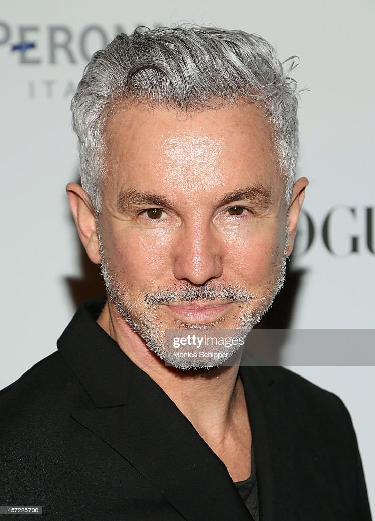 Director Baz Luhrmann attends the Vogue Italia Opening Night Exhibition at Industria Studios on October 14, 2014 in New York City.