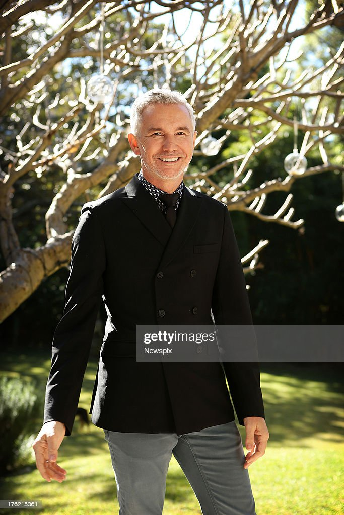 Baz Luhrmann Portrait Session