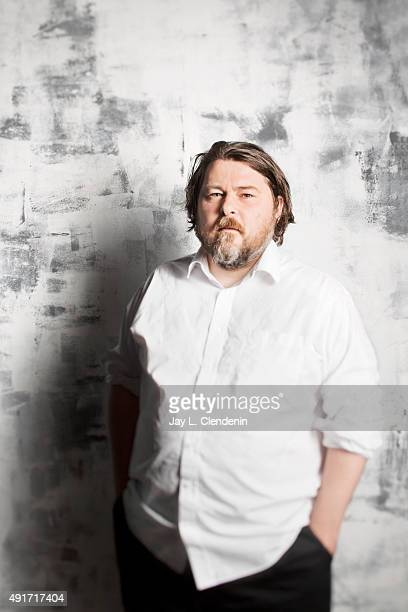 Director Ben Wheatley of the film 'HighRise' is photographed for Los Angeles Times on September 25 2015 in Toronto Ontario PUBLISHED IMAGE CREDIT...