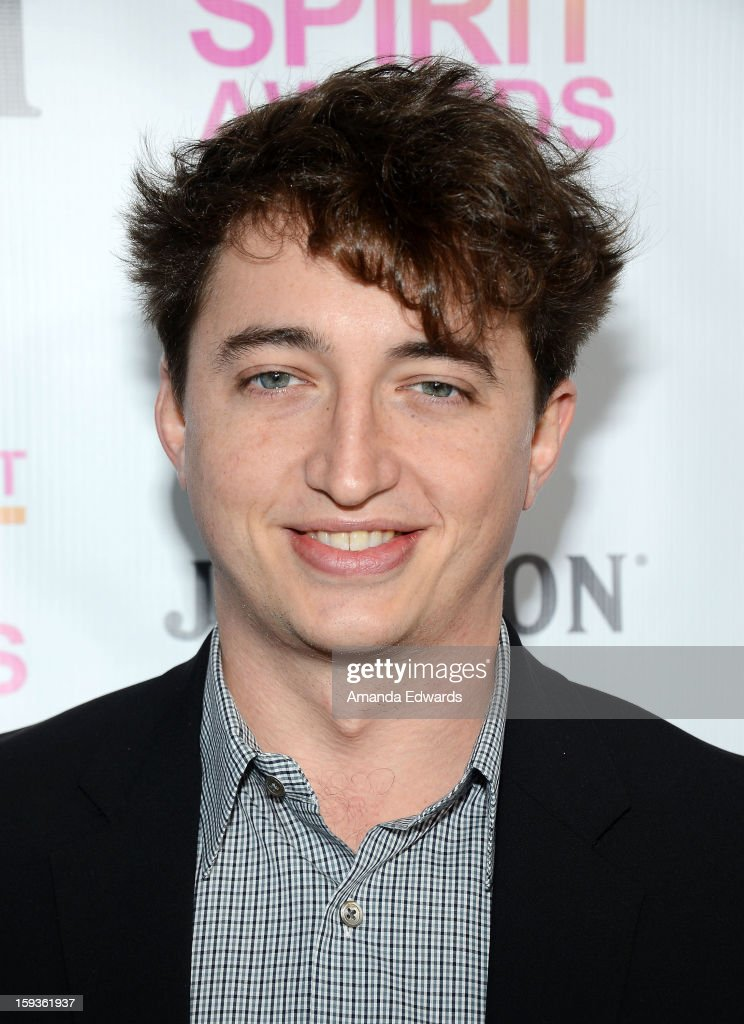 Director Benh Zeitlin arrives at the 2013 Film Independent Filmmaker Grant And Spirit Awards Nominees Brunch at BOA Steakhouse on January 12, 2013 in West Hollywood, California.