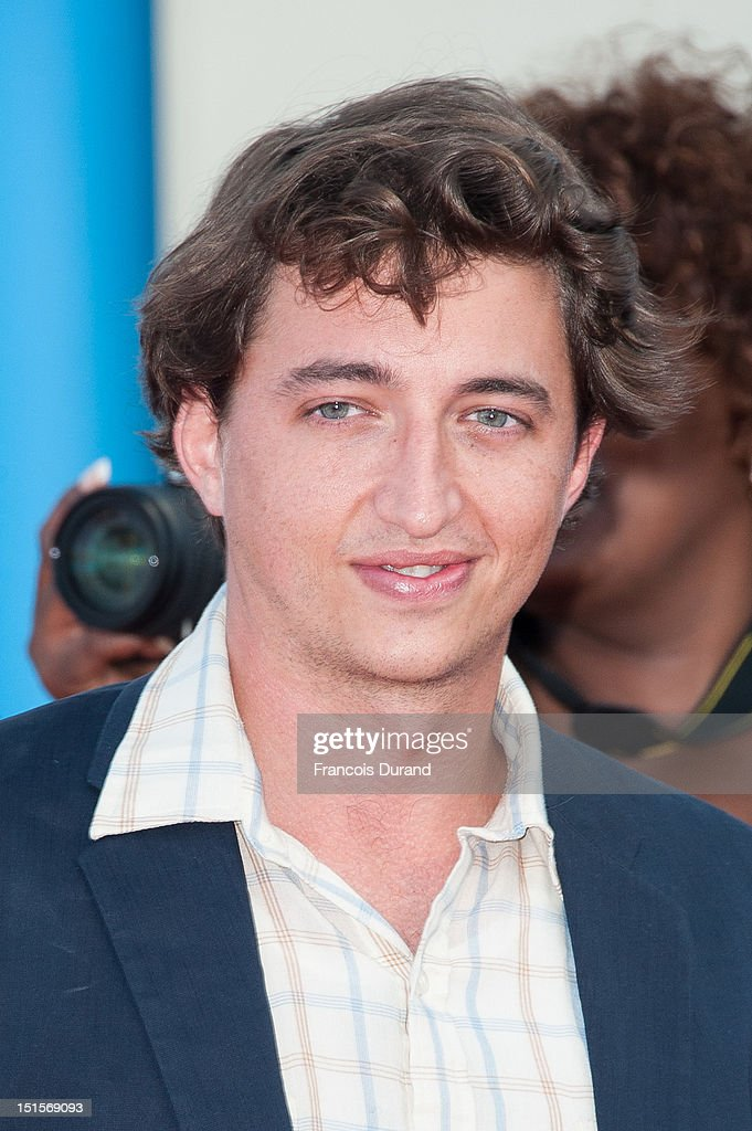 Director Benh Zeitlin arrives at the closing ceremony of the 38th Deauville American Film Festival on September 8, 2012 in Deauville, France.