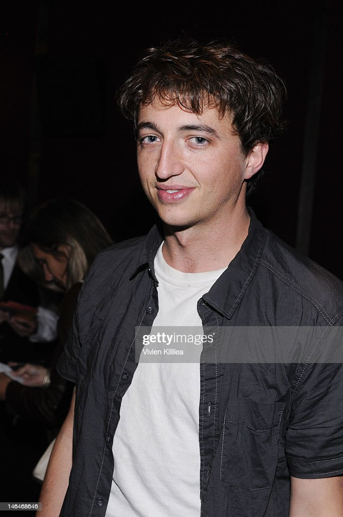 Director Benh Zeitlin attends 'Beasts Of The Southern Wild' Special Screening - Panel And Q&A at Soho House on June 16, 2012 in West Hollywood, California.