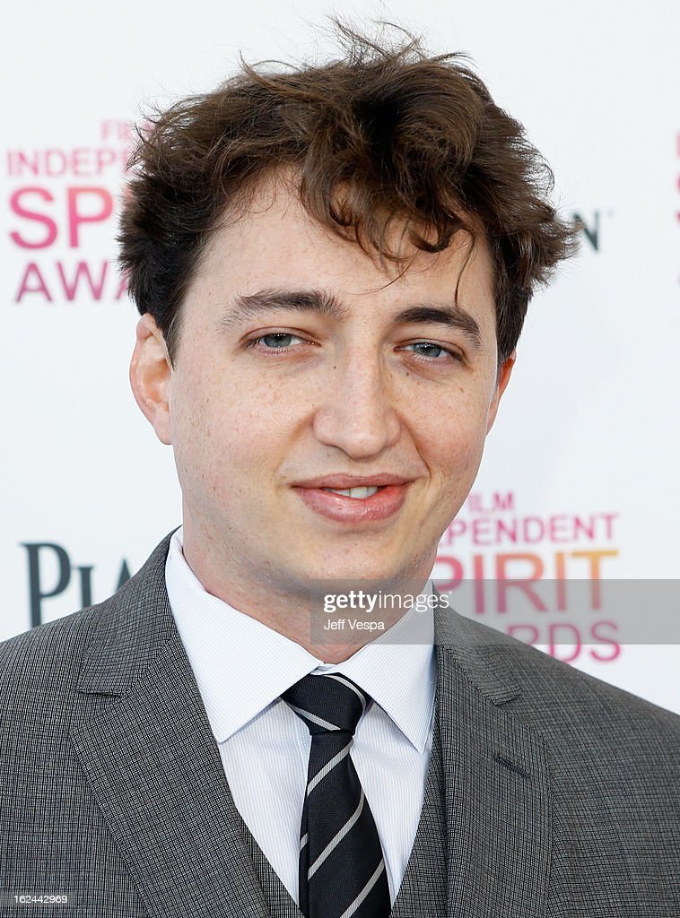 Director <a gi-track='captionPersonalityLinkClicked' href=/galleries/search?phrase=Benh+Zeitlin&family=editorial&specificpeople=6711208 ng-click='$event.stopPropagation()'>Benh Zeitlin</a> attends the 2013 Film Independent Spirit Awards at Santa Monica Beach on February 23, 2013 in Santa Monica, California.