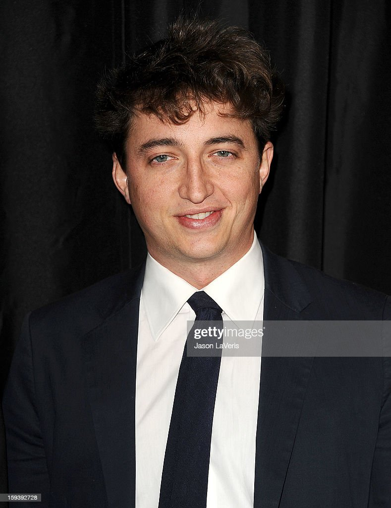 Director Benh Zeitlin attends the 38th annual Los Angeles Film Critics Association Awards at InterContinental Hotel on January 12, 2013 in Century City, California.