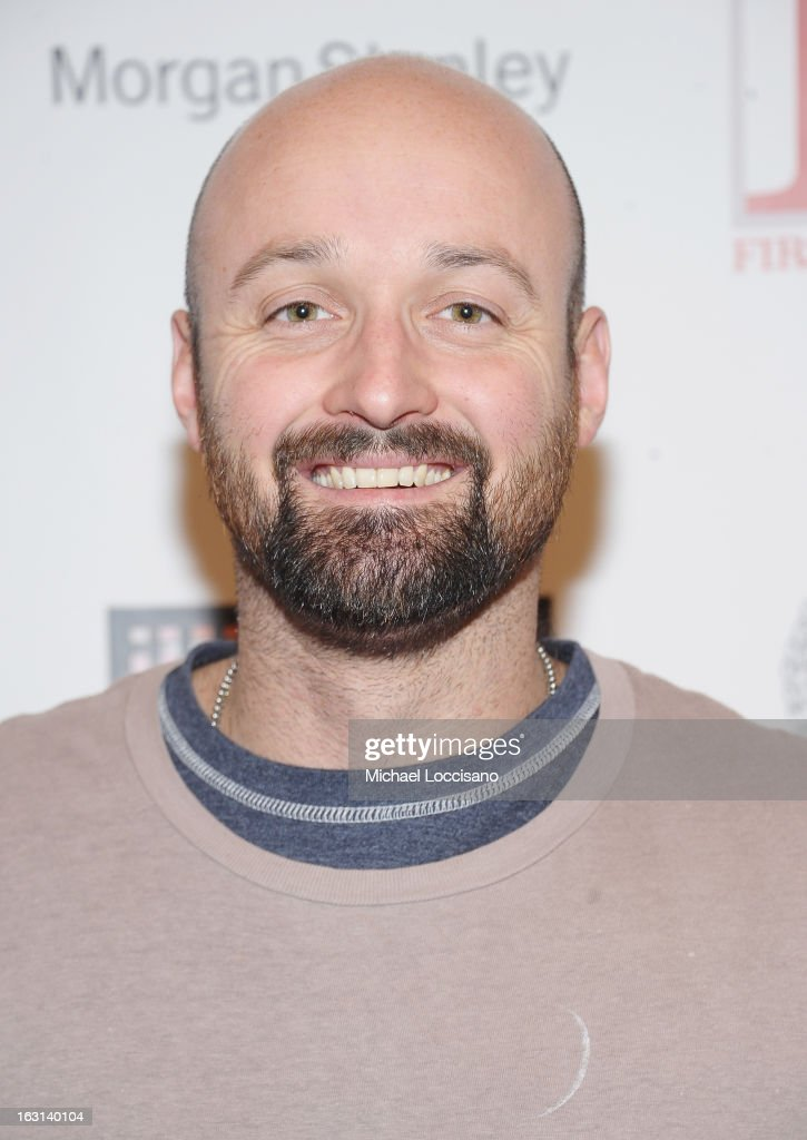 Director Benj Binks attends the closing night awards during the 2013 First Time Fest at The Players Club on March 4, 2013 in New York City.