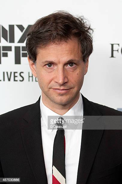 Director Bennett Miller attends the 'Foxcatcher' premiere during the 52nd New York Film Festival at Alice Tully Hall on October 10 2014 in New York...