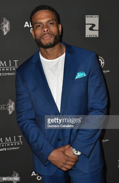 Director Benny Boom attends the All Eyez on Me ABFF Screening at Regal South Beach Cinema on June 17 2017 in Miami Florida