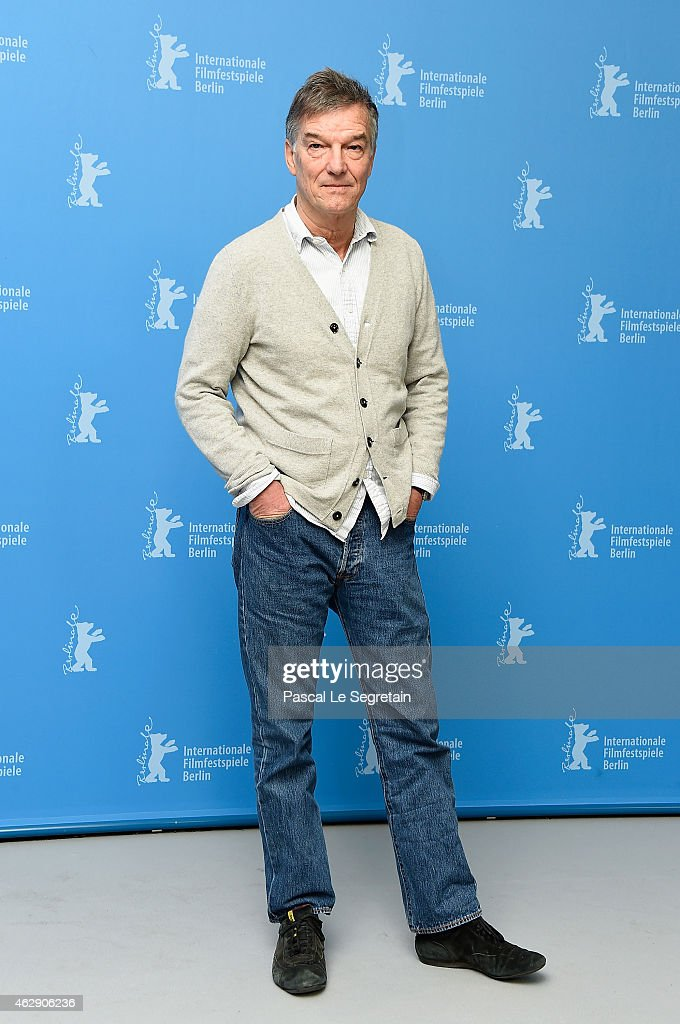 Director Benoit Jacquot attends the 'Diary of a Chambermaid' (Journal d'une femme de chambre) photocall during the 65th Berlinale International Film Festival at Grand Hyatt Hotel on February 7, 2015 in Berlin, Germany.