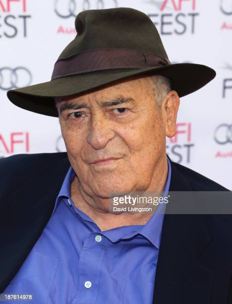 Director Bernardo Bertolucci attends the AFI FEST 2013 presented by Audi screening of 'The Last Emperor' 3D at TCL Chinese Theatre on November 10...