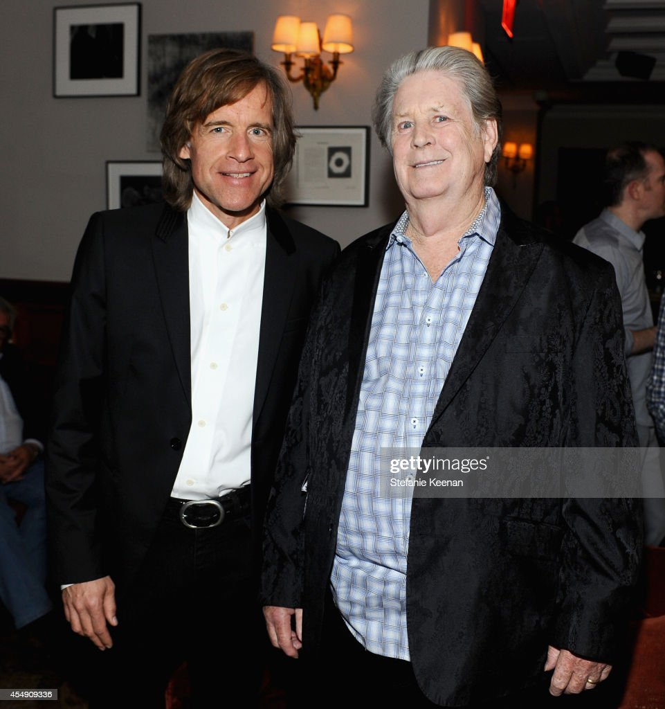 director bill pohlad and singersongwriter brian wilson at the love picture id director bill pohlad l and singer songwriter brian wilson at the love