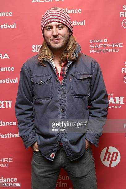 Director Bill Ross attends the 'Western' Premiere during the 2015 Sundance Film Festival on January 25 2015 in Park City Utah