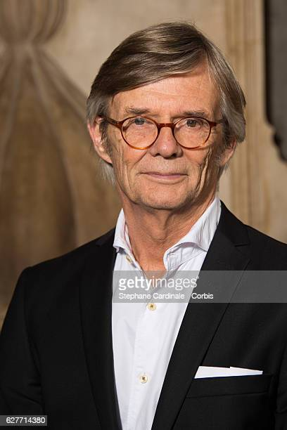 Director Bille August attends the Dior Dinner during the 16th Marrakech International Film Festival on December 4 2016 in Marrakech Morocco