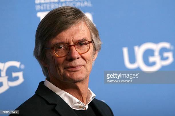 Director Bille August attends the Maltin Modern Master award tribute during the 31st Santa Barbara International Film Festival at the Arlington...