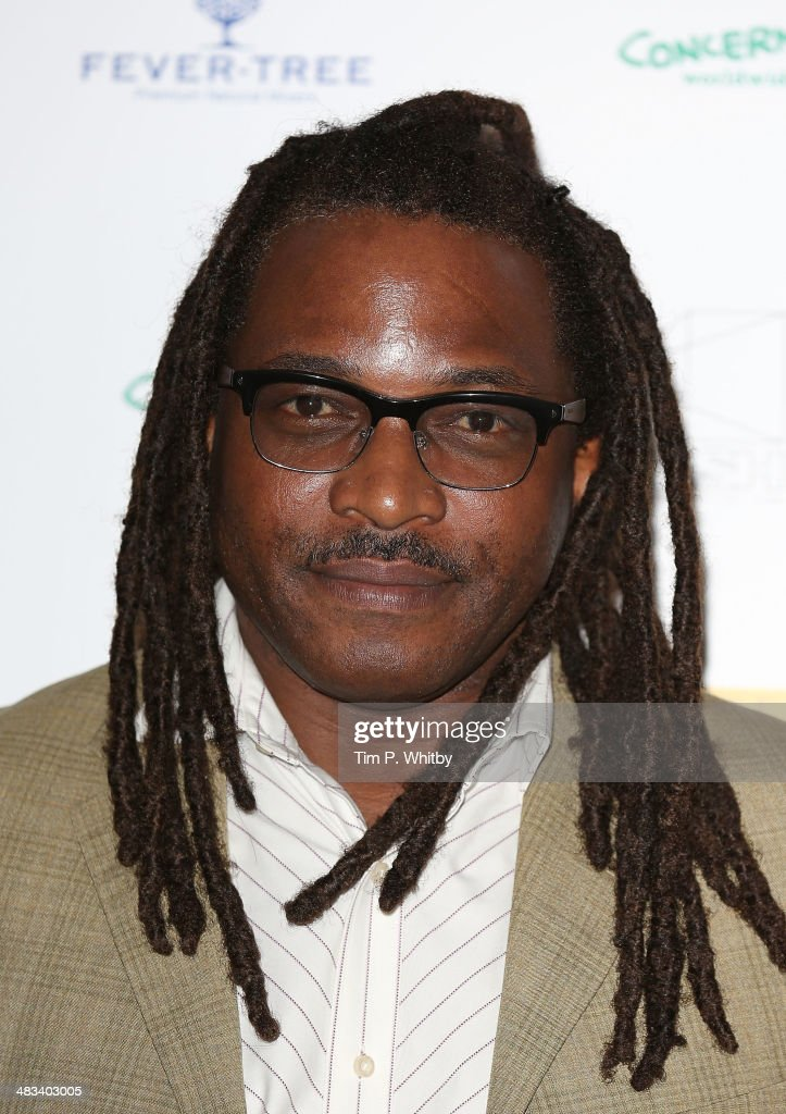 Director Biyi Bandele attends the UK Premiere of 'Half Of A Yellow Sun' at Odeon Streatham on April 8, 2014 in London, England.