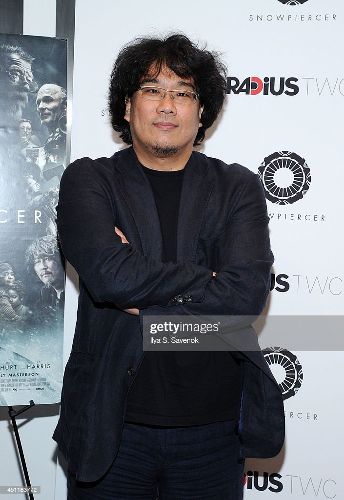 Director Bong Joon Ho attends the 'Snowpiercer' premiere at Museum of Modern Art on June 24, 2014 in New York City.