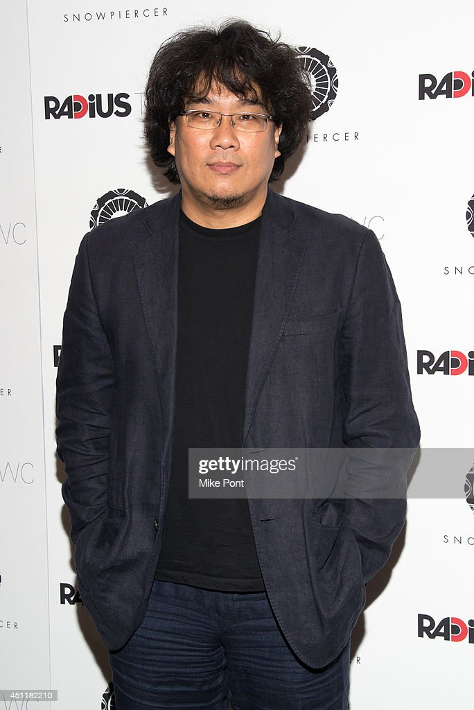 Director Bong Joon Ho attends the 'Snowpiercer' premiere at The Museum of Modern Art on June 24, 2014 in New York City.