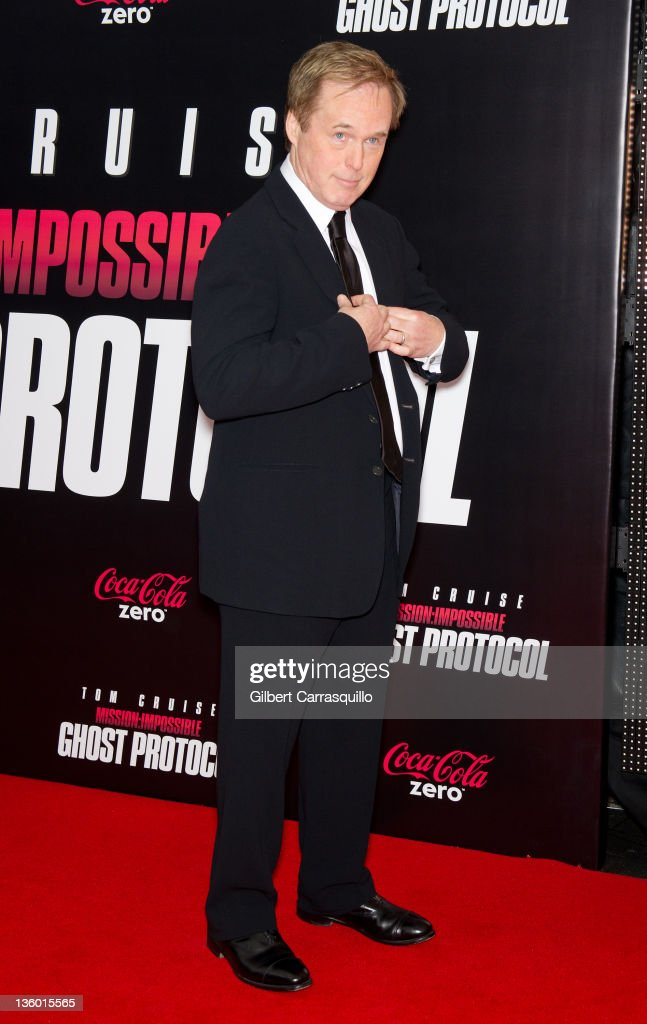 Director <a gi-track='captionPersonalityLinkClicked' href=/galleries/search?phrase=Brad+Bird&family=editorial&specificpeople=206750 ng-click='$event.stopPropagation()'>Brad Bird</a> attends the 'Mission: Impossible - Ghost Protocol' U.S. premiere at the Ziegfeld Theatre on December 19, 2011 in New York City.