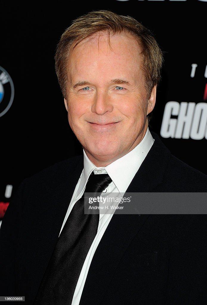 Impossible - Ghost Protocol' U.S. premiere at the Ziegfeld Theatre on December 19, 2011 in New York City.