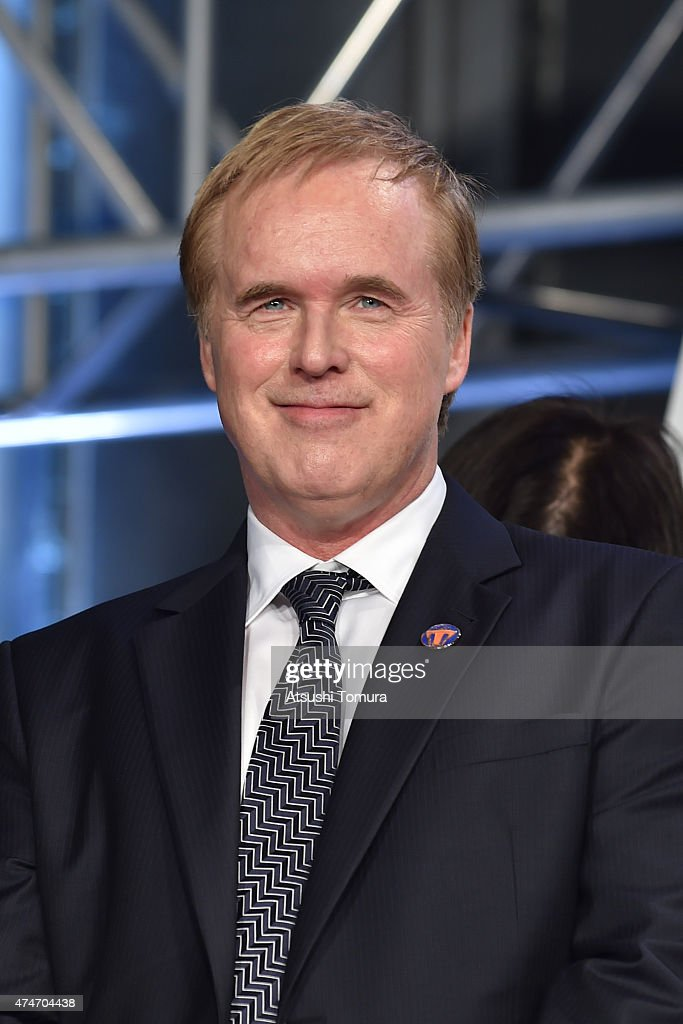 Director <a gi-track='captionPersonalityLinkClicked' href=/galleries/search?phrase=Brad+Bird&family=editorial&specificpeople=206750 ng-click='$event.stopPropagation()'>Brad Bird</a> attends the Tokyo premiere of 'Tomorrowland' at Roppongi Hills on May 25, 2015 in Tokyo, Japan.