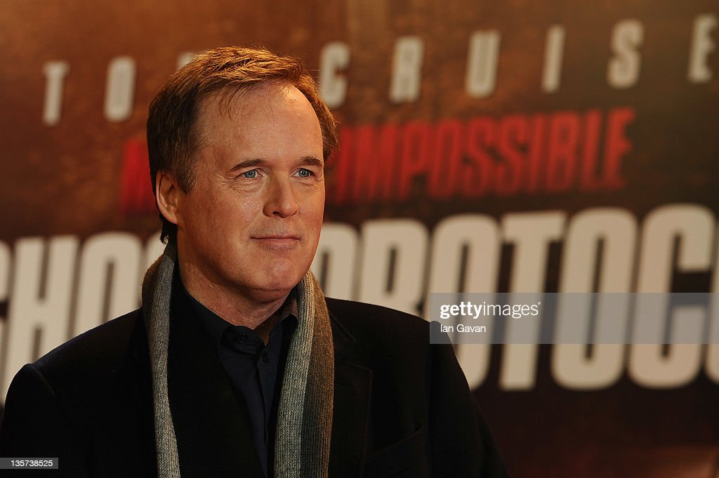 Director <a gi-track='captionPersonalityLinkClicked' href=/galleries/search?phrase=Brad+Bird&family=editorial&specificpeople=206750 ng-click='$event.stopPropagation()'>Brad Bird</a> attends the UK premiere of 'Mission: Impossible Ghost Protocol' at BFI IMAX on December 13, 2011 in London, England.