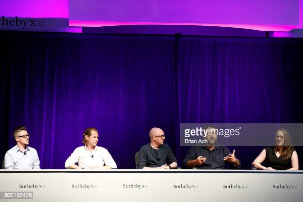 Director Branded Experiences Discovery Communications Kyle RansonWalsh VP Product Sansar Bjorn Laurin Creative Director LOOT Interactive Christian...