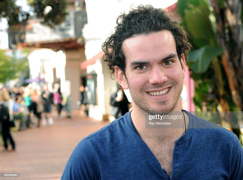 Director Brandon Willer of the film 'The Racket Boys' attends the 28th Santa Barbara International Film Festival on January 28, 2013 in Santa Barbara, California.