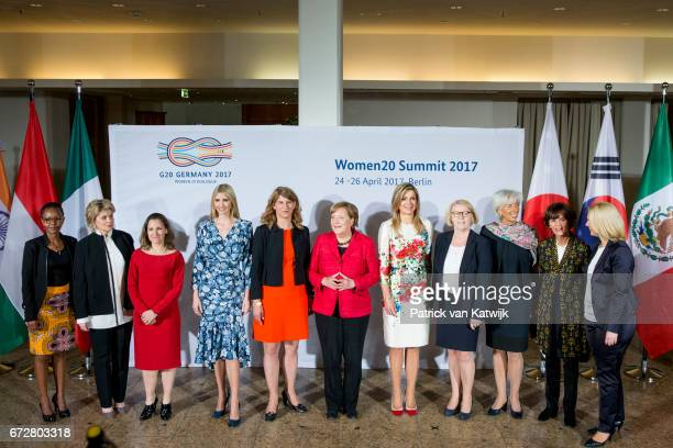 Director BRCK Juliana Rotic ViceChairman of Bank of America Anne Finucane Canadian Minister of Foreign Affairs Chrystia Freeland Ivanka Trump...