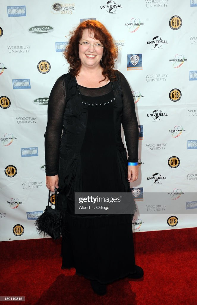 Director <a gi-track='captionPersonalityLinkClicked' href=/galleries/search?phrase=Brenda+Chapman&family=editorial&specificpeople=5707596 ng-click='$event.stopPropagation()'>Brenda Chapman</a> arrives for The Burbank Film Festival - Closing Night Gala Dinner and Awards Ceremony held at Castaways on September 8, 2013 in Burbank, California.