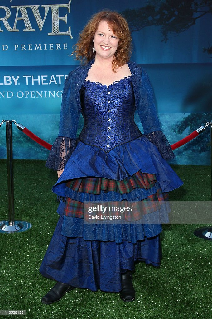 Director Brenda Chapman attends Film Independent's 2012 Los Angeles Film Festival premiere of Disney Pixar's 'Brave' at the Dolby Theatre on June 18, 2012 in Hollywood, California.