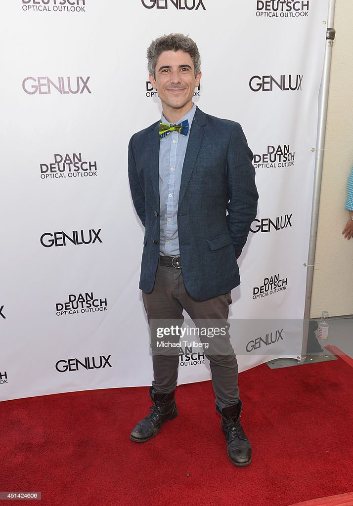 Director Brendan Russo attends Genlux Magazine's launch party for their new issue at Luxe Hotel on June 28, 2014 in Los Angeles, California.