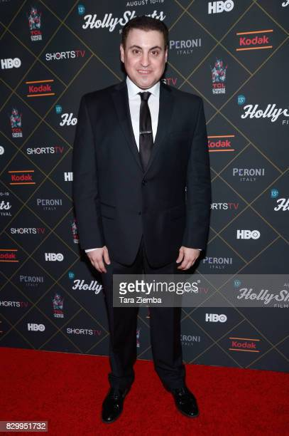 Director Brett Gursky attends the 2017 HollyShorts Film Festival Opening Night Gala at TCL Chinese 6 Theatres on August 10 2017 in Hollywood...