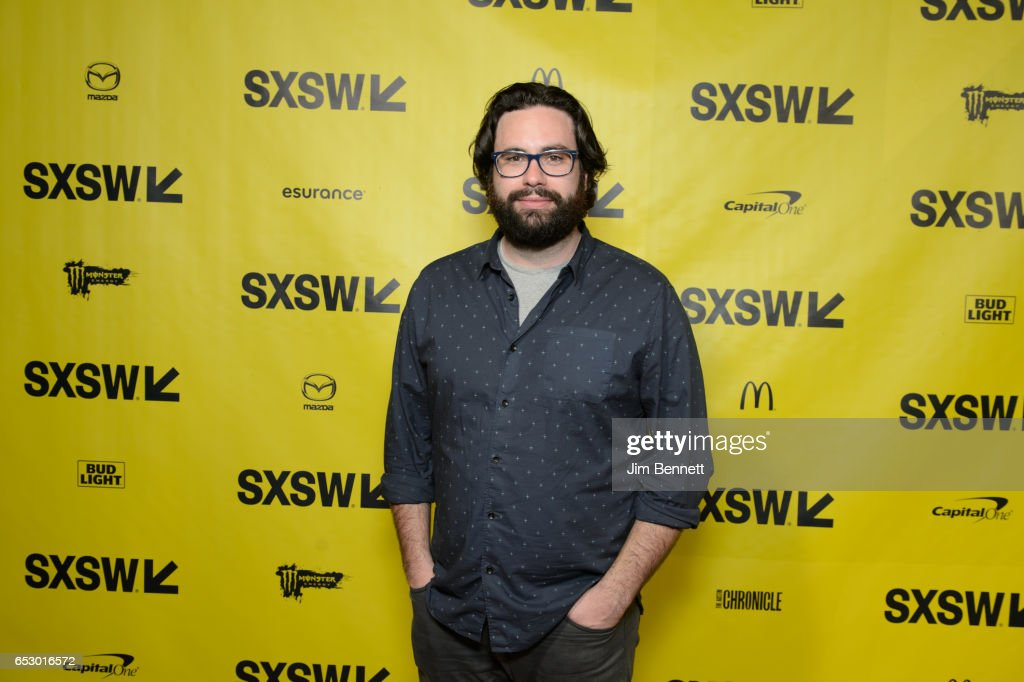 Director Brett Haley walks the red carpet during the SxSW Film premier of The Hero at the ZACH Theater on March 10, 2017 in Austin, Texas.
