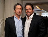 Director Brett Ratner and producer Brian Grazer attend the March of Dimes Celebration of Babies Luncheon at Beverly Hills Hotel on December 6 2013 in...