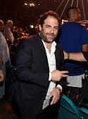 Director Brett Ratner poses ringside at 'Mayweather VS Pacquiao' presented by SHOWTIME PPV And HBO PPV at MGM Grand Garden Arena on May 2 2015 in Las...