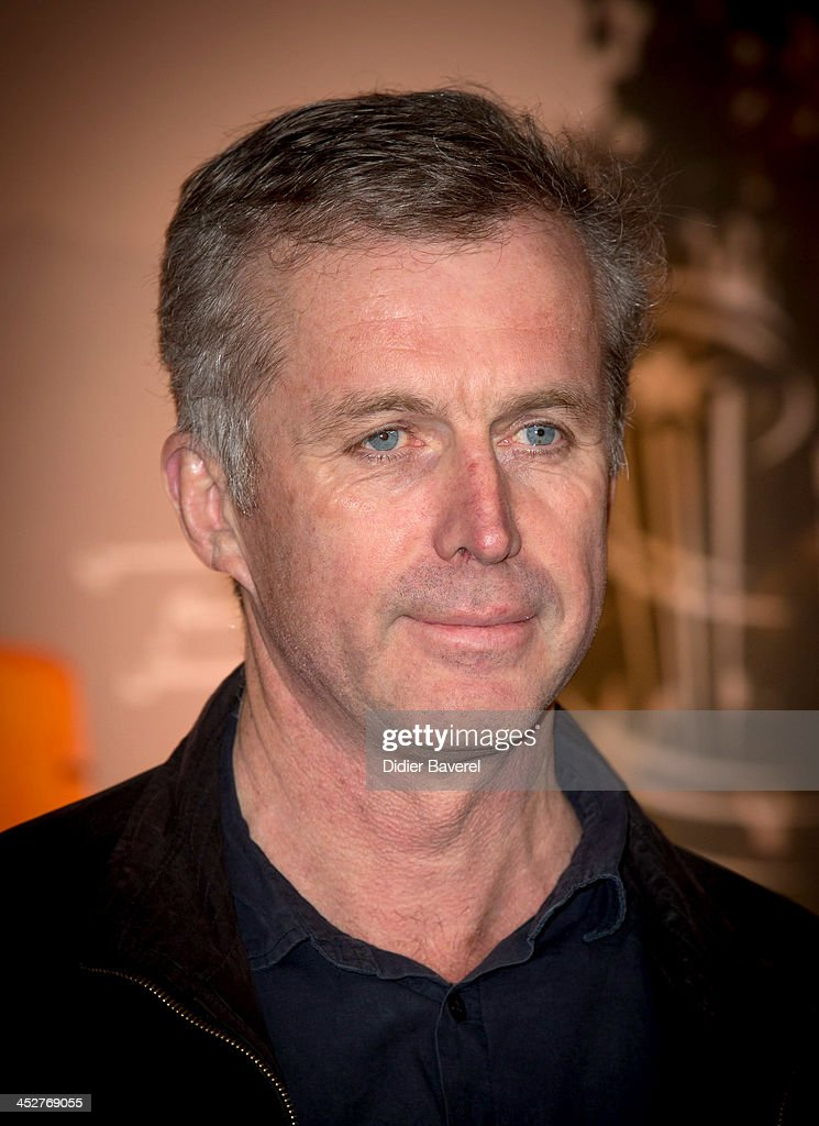 Director <a gi-track='captionPersonalityLinkClicked' href=/galleries/search?phrase=Bruno+Dumont&family=editorial&specificpeople=607004 ng-click='$event.stopPropagation()'>Bruno Dumont</a> poses during a photocall at 13th Marrakech International Film Festival on December 1, 2013 in Marrakech, Morocco.