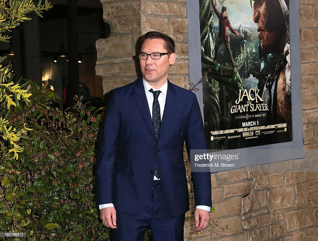 Director <a gi-track='captionPersonalityLinkClicked' href=/galleries/search?phrase=Bryan+Singer&family=editorial&specificpeople=224678 ng-click='$event.stopPropagation()'>Bryan Singer</a> attends the Premiere Of New Line Cinema's 'Jack The Giant Slayer' at the TCL Chinese Theatre on February 26, 2013 in Hollywood, California.