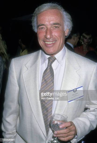 Director Bud Yorkin attends the USA Today's Fifth Anniversary Celebration on September 10 1987 at The Culver Studios in Culver City California