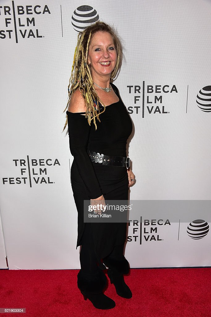 Director Carol D'Arcy attends the Shorts Program: Whoopi's Shorts - 2016 Tribeca Film Festival at Spring Studios on April 17, 2016 in New York City.