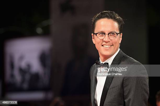 Director Cary Fukunaga attends the premiere of 'Beasts Of No Nation' during the 72nd Venice Film Festival on September 3 2015 in Venice Italy