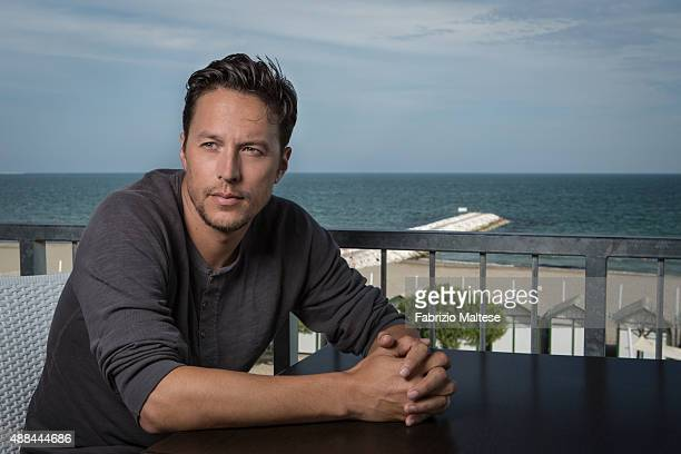 Director Cary Fukunaga is photographed for The Hollywood Reporter on September 5 2015 in Venice Italy **NO SALES IN USA TILL DECEMBER 16 2015**