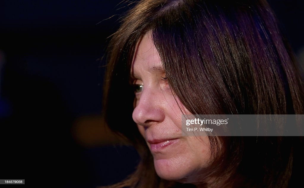 Director <a gi-track='captionPersonalityLinkClicked' href=/galleries/search?phrase=Catherine+Breillat&family=editorial&specificpeople=2560606 ng-click='$event.stopPropagation()'>Catherine Breillat</a> attend the 'Abuse Of Weakness' screening during the 57th BFI London Film Festival at the Odeon West End on October 14, 2013 in London, England.
