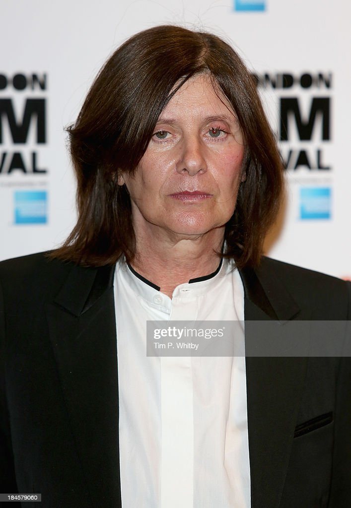 Director Catherine Breillat attend the 'Abuse Of Weakness' screening during the 57th BFI London Film Festival at the Odeon West End on October 14, 2013 in London, England.