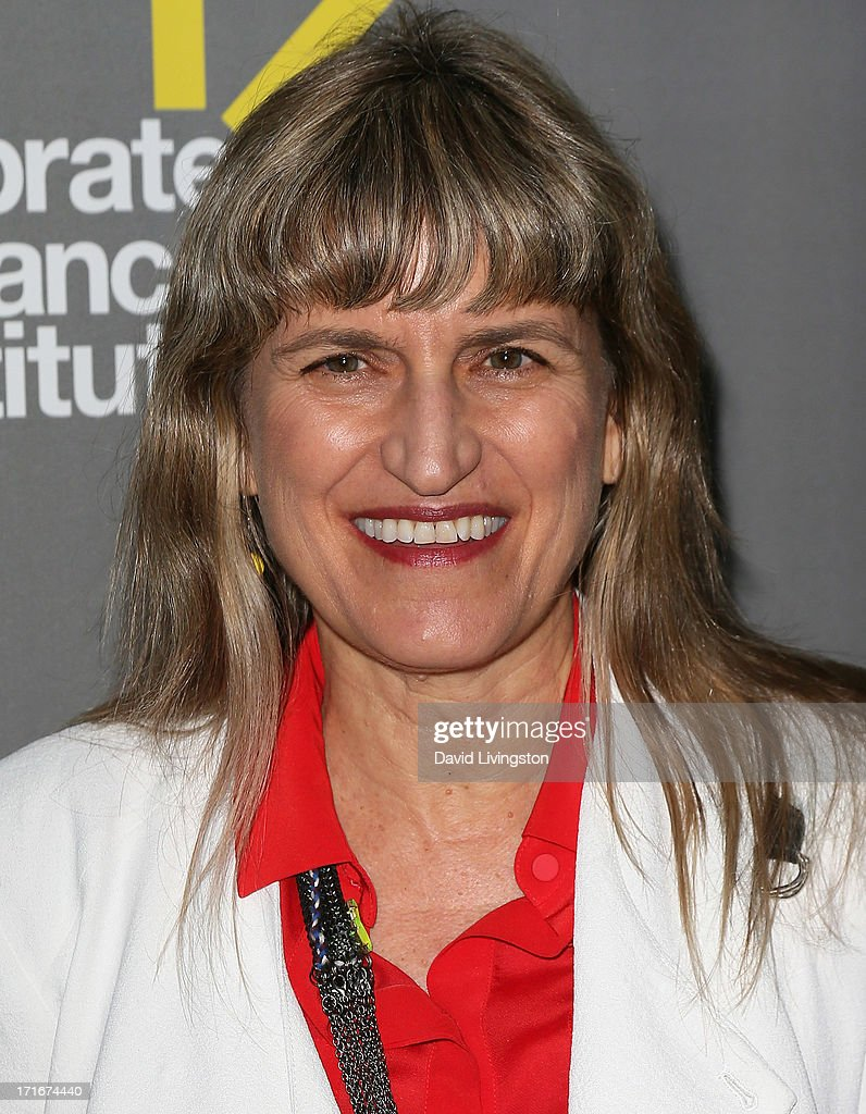 Director Catherine Hardwick attends the 3rd Annual Celebrate Sundance Institute Los Angeles Benefit at The Lot on June 5, 2013 in West Hollywood, California.