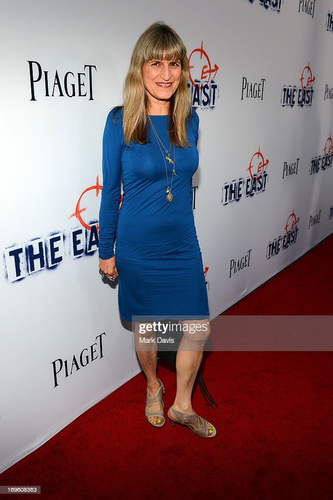 Director Catherine Hardwicke arrives at the premiere of Fox Searchlight Pictures' 'The East' presented by Piaget at ArcLight Hollywood on May 28, 2013 in Hollywood, California.