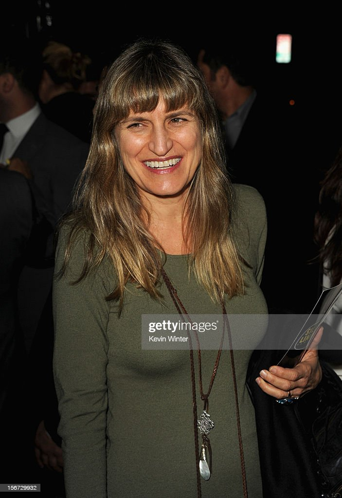 Director Catherine Hardwicke attends a screening of The Weinstein Company's 'Silver Linings Playbook' at the Academy of Motion Picture Arts and Sciences on November 19, 2012 in Beverly Hills, California.