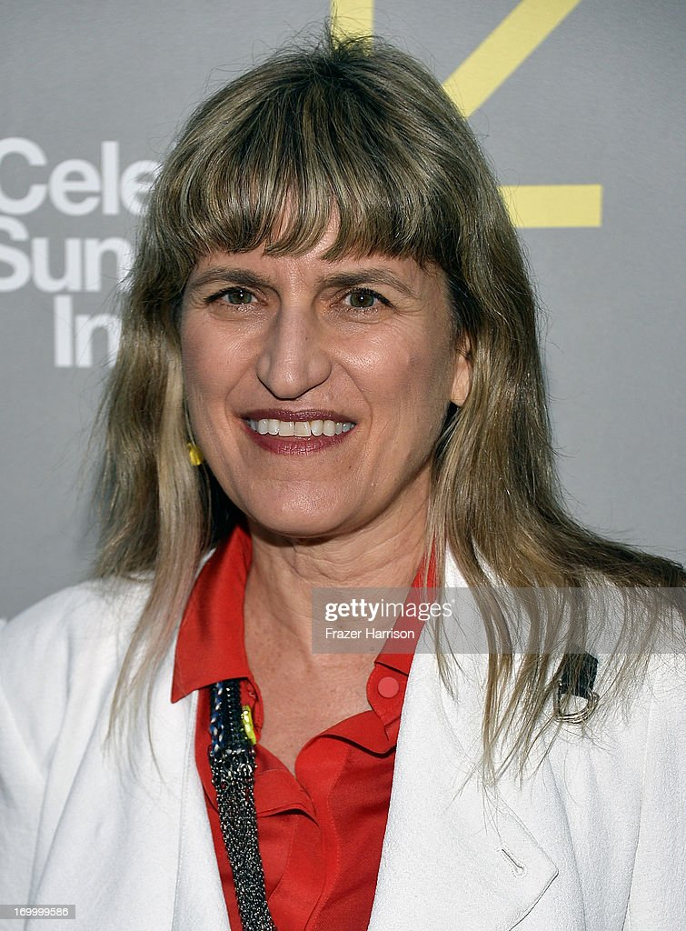 Director Catherine Hardwicke attends the 2013 'Celebrate Sundance Institute' Los Angeles Benefit hosted by Tiffany & Co. at The Lot on June 5, 2013 in West Hollywood, California.